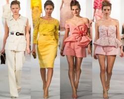 Современные модные тенденции в одежде