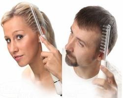 О дарсонвализации кожи головы