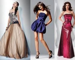 Выбираем платье на корпоративную вечеринку