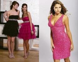 Как грамотно выбрать короткое платье?