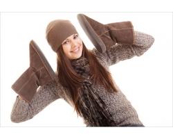 Заботливая обувь — женские угги