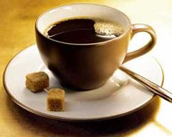 Кофе способствует разглаживанию морщин