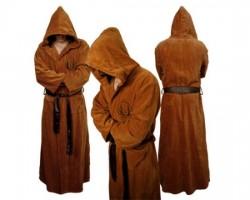 Махровый мужской халат — настоящее удовольствие