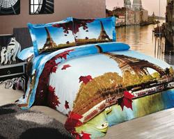 Выбор в пользу сатинового постельного белья