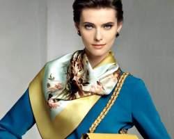 Как правильно выбрать шейный платок