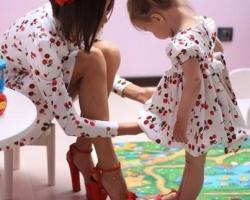 Какое платье должно быть у маленькой принцессы?