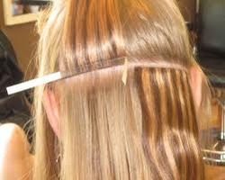 Как сделать наращивание волос