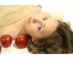 Как сделать маску для лица из яблок