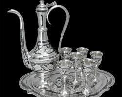 Кубачинское серебро в качестве оригинального подарка