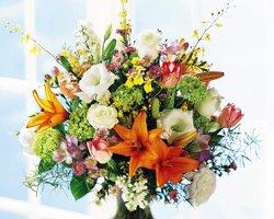 Преимущества покупки цветов в интернете