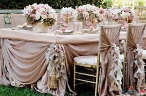Украшения свадьбы — важная часть подготовления праздника.