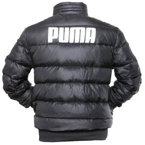 Пуховики Puma — только для активных мужчин