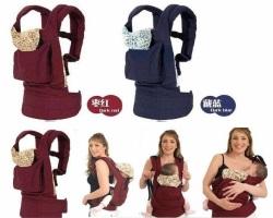 Спасения для родителей — эрго рюкзаки