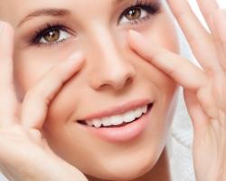 Как устранить морщины и мешки под глазами