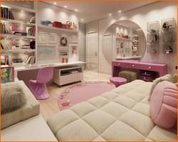 Если вы решили украсить детскую комнату