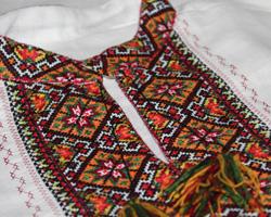 В вышиванке скрыт дух украинской нации