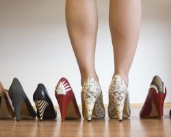 Как выбрать обувь на полную ногу?