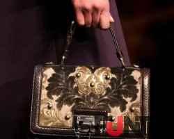 Оформление современных женских сумочек