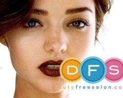 Об уходе: косметика для волос от DFS