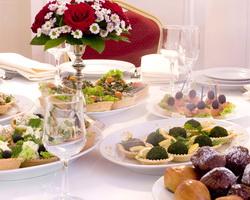 Ресторан для семейного праздника