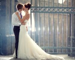 Свадьба — волнительные моменты