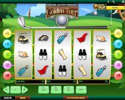 Игровой онлайн видеоавтомат Golden Tour