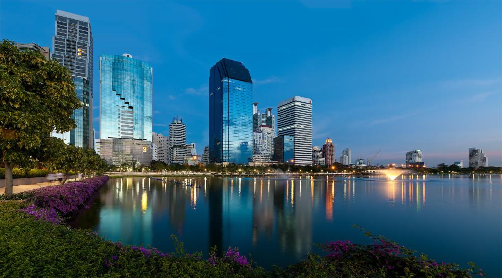 Бангкок – город интересный всем туристам