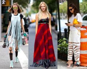 Модные летние тренды 2015