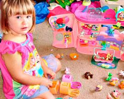 Правильные развивающие игрушки