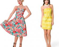 Как выбрать летнее платье по фигуре