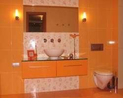 Дизайн оранжевой гостиной в вашем доме