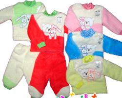 Какая одежда нужна для новорожденного?