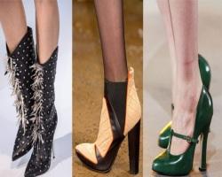 Какая обувь будет в моде этой осенью?