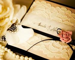 Создание пригласительных на свадьбу