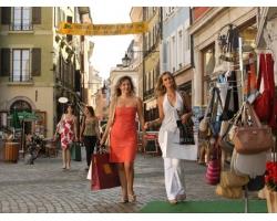 Преимущества шоппинга в Италии