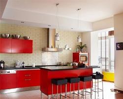Немного советов по дизайну кухни