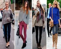 Модные леггинсы наступающего 2016 года