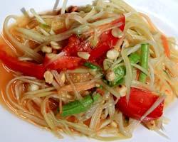 Традиции и вкусы тайской кухни