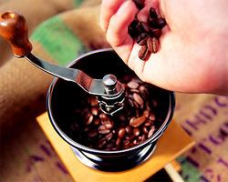 Ароматный свежесваренный кофе