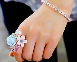 Кольцо — украшение дополняющее образ