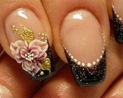 Как украсить ногти: оригинальный декор