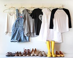 Как подобрать летний базовый гардероб?