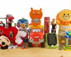 Немного информации о детских игрушках