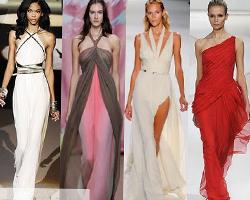 Воздушные платья возвращаются в моду