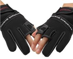 Какие перчатки выбрать для рыбалки зимой