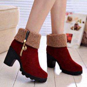 Весенняя мода. Ботинки